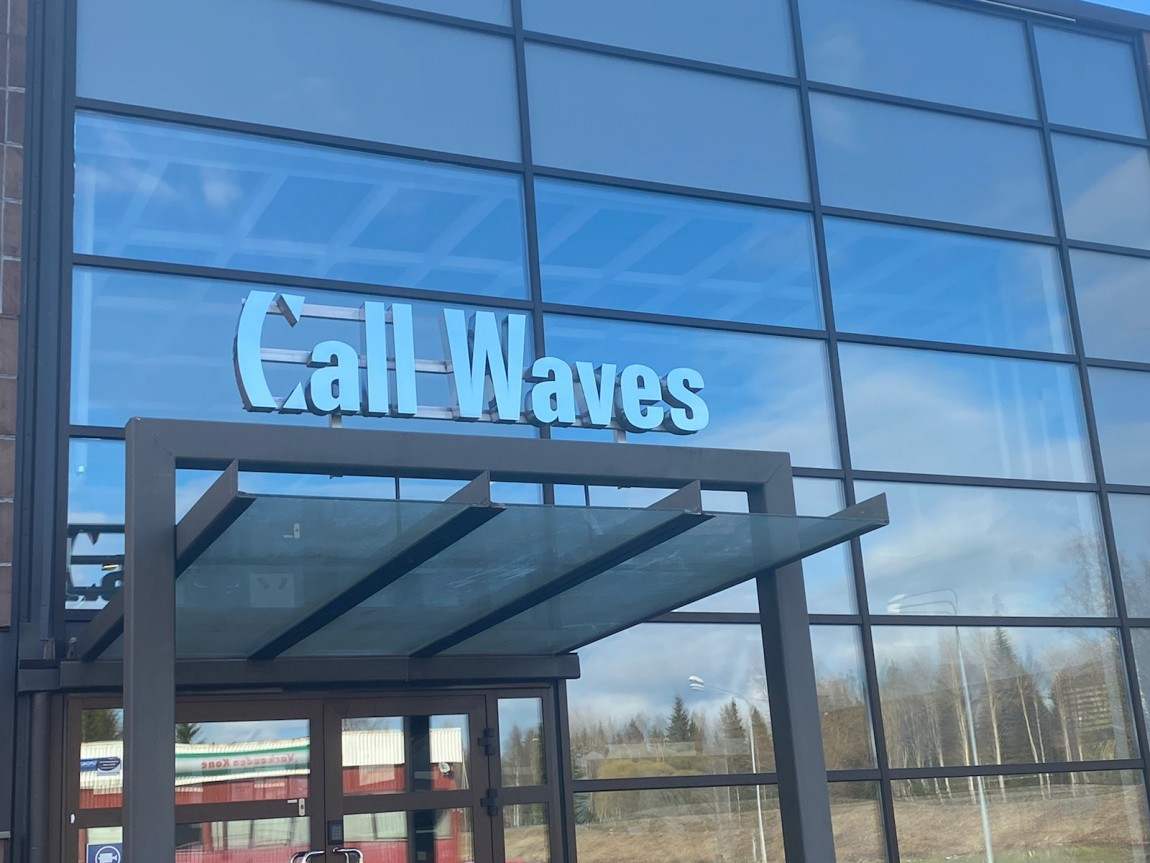 Call Waves asiakaspalvelu